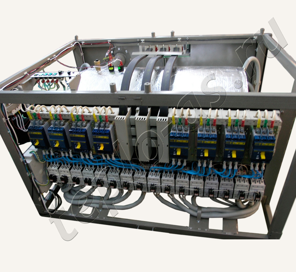 схема подключения водонагревателя эпвн